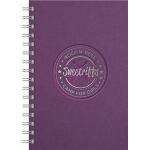 "HybridPlanners™ - Classic Small Wire Bound (5.5""x8.8"")"