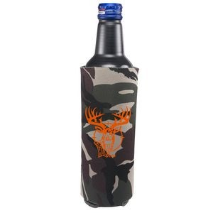 16 oz. Tall Bottle Cooler - One Sided Imprint