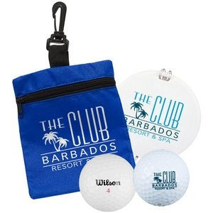 Golf Tag-in-a-Bag Gift Set