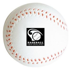 Slow Return Foam Squeezies® Baseball Stress Reliever