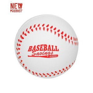 Union printed, Baseball Stress Reliever