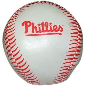 "4"" Baseball Squeezable Sports Ball"