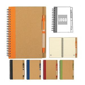 Contrast Paperboard Eco Journal