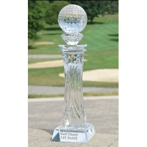 Large Durham Tower Golf Award