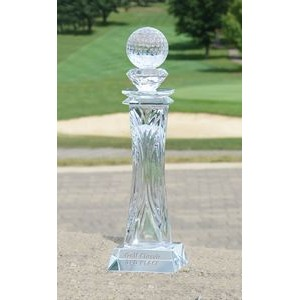 Small Durham Tower Golf Award