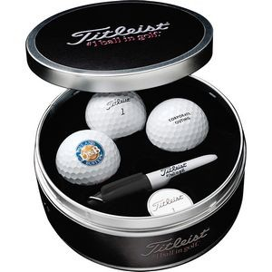 Titleist® Pro V1® Collection Tin - Stock