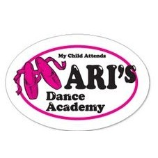 "4-Color Process Oval Bumper Sticker (6"" x 4"")"