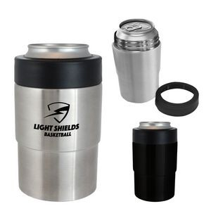 Stainless Steel Boss™ Insulated Can Holder