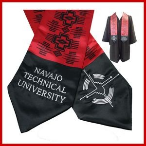Graduation Dye Sublimation Stole