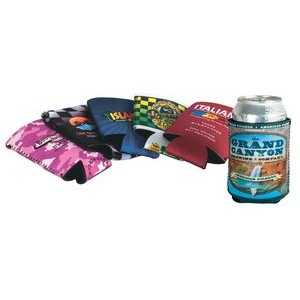 Can-Tastic� Neoprene Beverage Insulator (4 Color Process Sublimation)