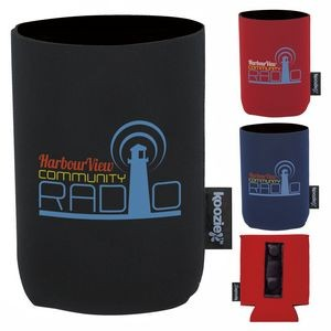 KOOZIE® Magnetic Can Kooler (Heat Transfer)
