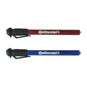 Auto Tire Pressure Gauge w/ Metallic Barrel