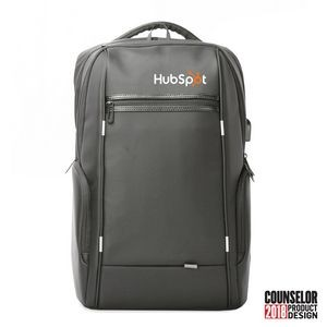 Gotham Laptop Backpack w/ Innovative USB Charge Port