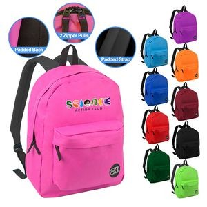 "Best Value 17"" Backpack"