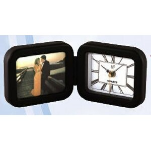 Picture Frame Clock - Fits 3