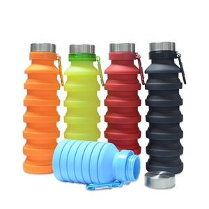 Silicone Foldable Bottle