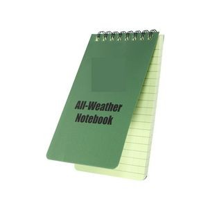 All Weather/Waterproof Notebook (3