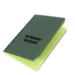 All Weather/Waterproof Notebook (6