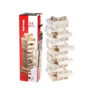 Wood Block Stack Game